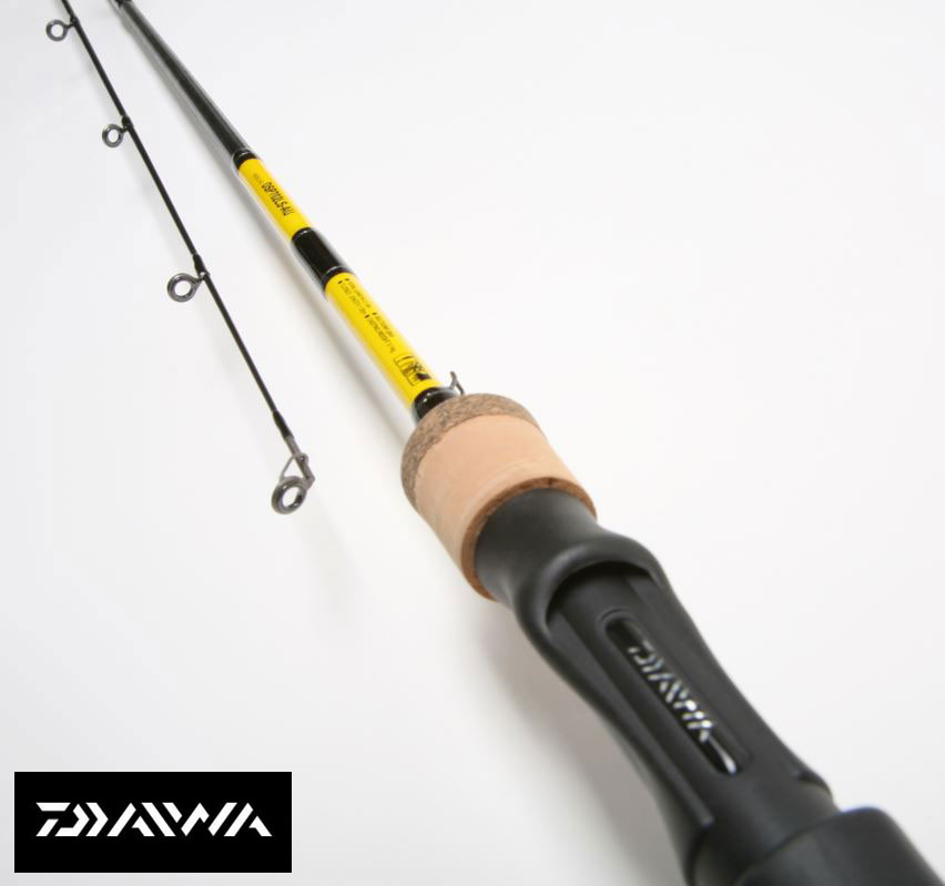 New daiwa specialist light lure spinning rods all models for Light fishing rods