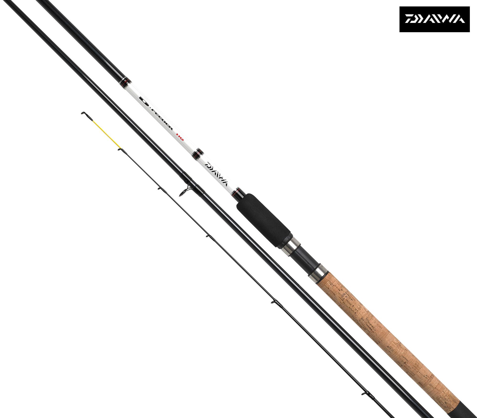 New daiwa d feeder fishing rod model no df11q au ebay for Daiwa fishing pole