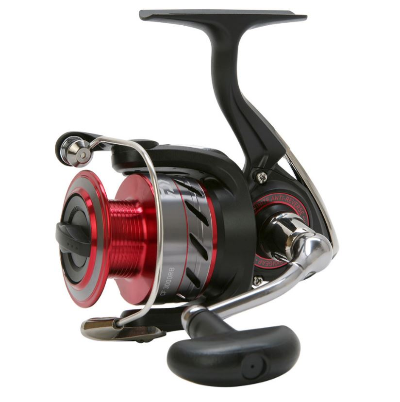 New daiwa crossfire limited edition spinning fishing reel for Daiwa fishing reels