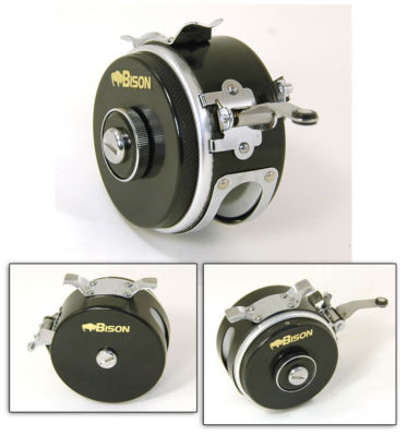 BISON AUTOMATIC FLY REEL Enlarged Preview