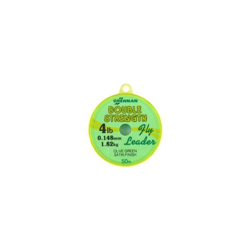 Tippet per lenza pesca mosca drennan double strength diametro ridotto