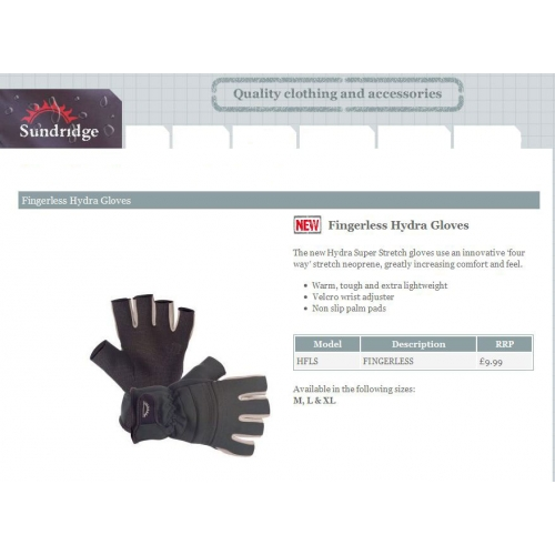 SUNDRIDGE-SUPER-STRETCH-HYDRA-FULL-FINGER-GLOVES