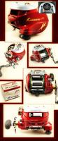 View Item THE NEW BANAX KAIGEN 500 XP ELECTRIC MULTIPLIER  REEL