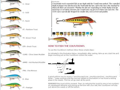 RAPALA COUNTDOWN 11 CM HOT TIGER RAPCD11HT Enlarged Preview