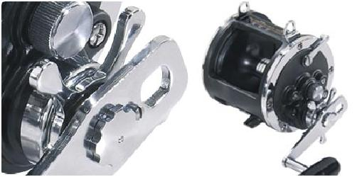 DAIWA SL350H SEALINE MULTIPLIER FISHING REEL Enlarged Preview