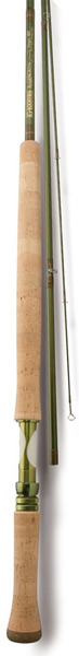 G LOOMIS ROARING RIVER STINGER 14' 9/10 3PC FLY ROD Enlarged Preview