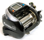 View Item BANAX KAIGEN 1000 ELECTRIC MULTIPLIER REEL NEW MODEL