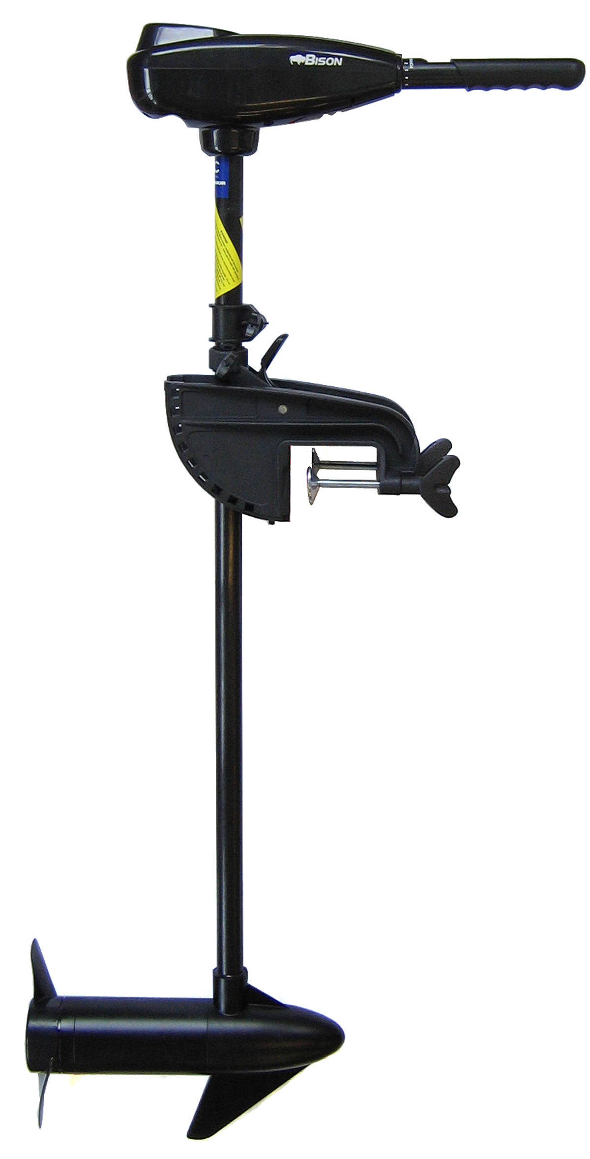 Bison 55ft Lb Electric Outboard Motor