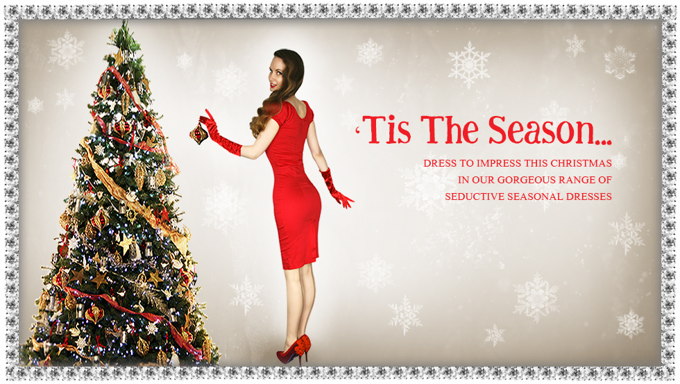 Shop for Christmas Party Dresses Now!