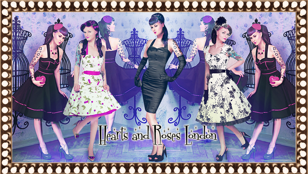 Hearts and Roses London SS2013 - In Store Now - Click to Shop!