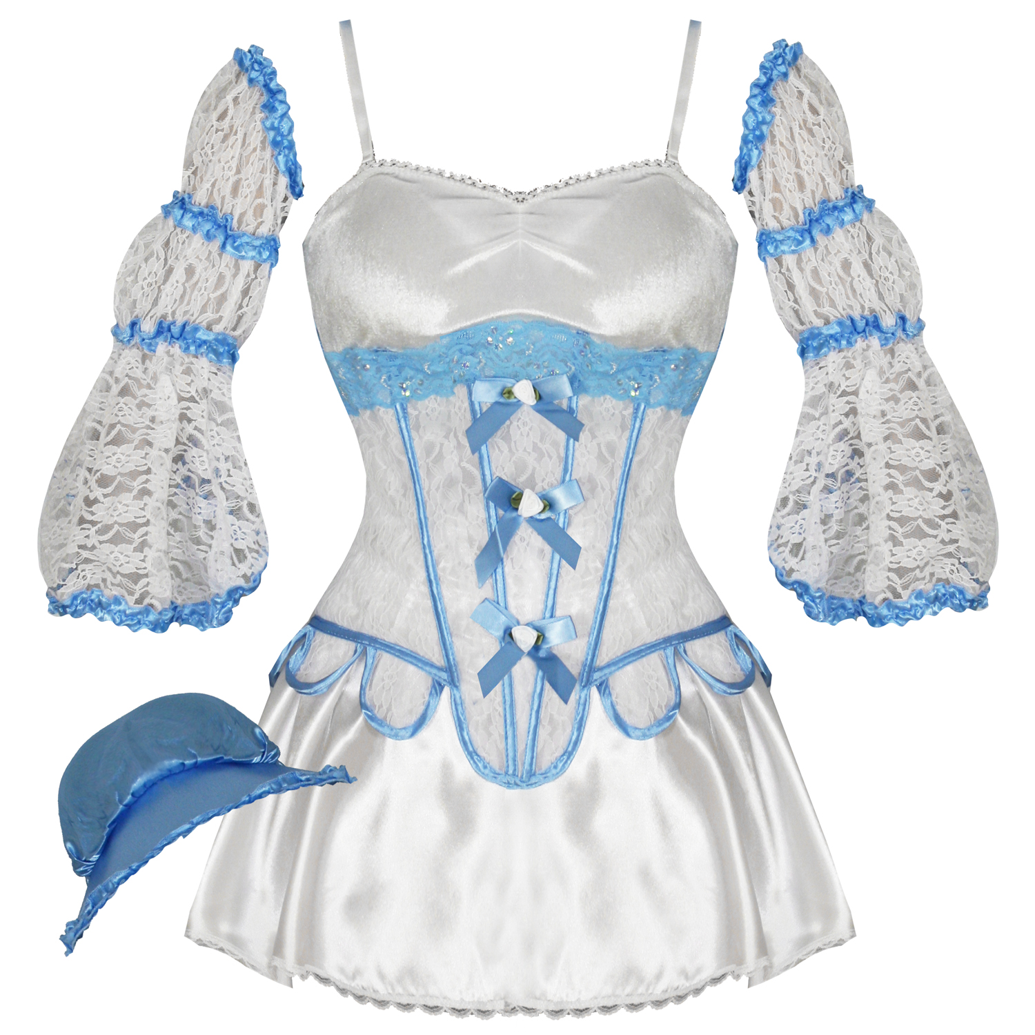 LADIES-NEW-SEXY-WHITE-BLUE-CORSET-LITTLE-BO-PEEP-FANCY-DRESS-OUTFIT-COSTUME