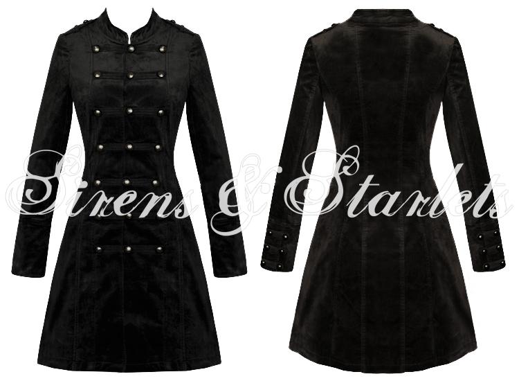 Long Black Ladies Coat | Fashion Women's Coat 2017