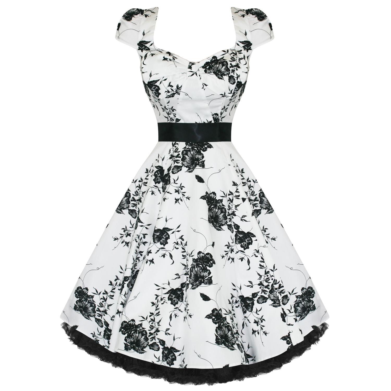 Ziemlich Kleid Für Schwarz Weiß Party Zeitgenössisch - Brautkleider ...