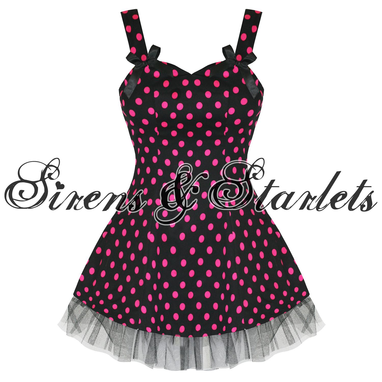 Pin Polka Dot Dress Available At Uturnutopiacom Via Tumblr on