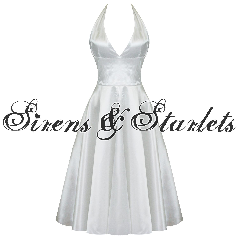 LADIES-WHITE-MARILYN-MONROE-LICENSED-50S-VTG-FANCY-DRESS-OUTFIT-COSTUME-WIG