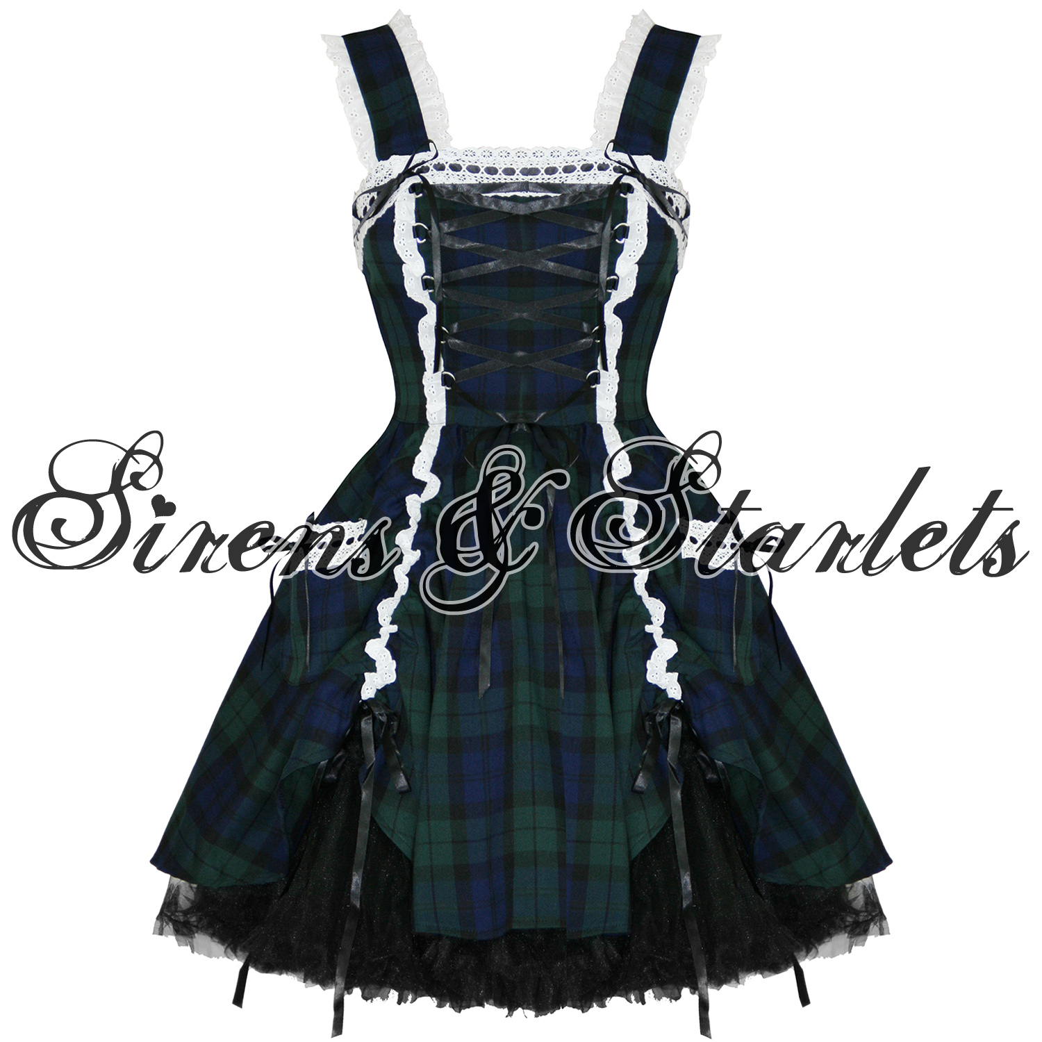 Gothic Punk Prom Dresses - Holiday Dresses