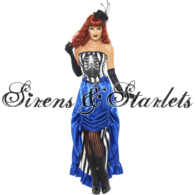 d guisement femme sexy burlesque gothique pin up halloween costume jupe corset ebay. Black Bedroom Furniture Sets. Home Design Ideas