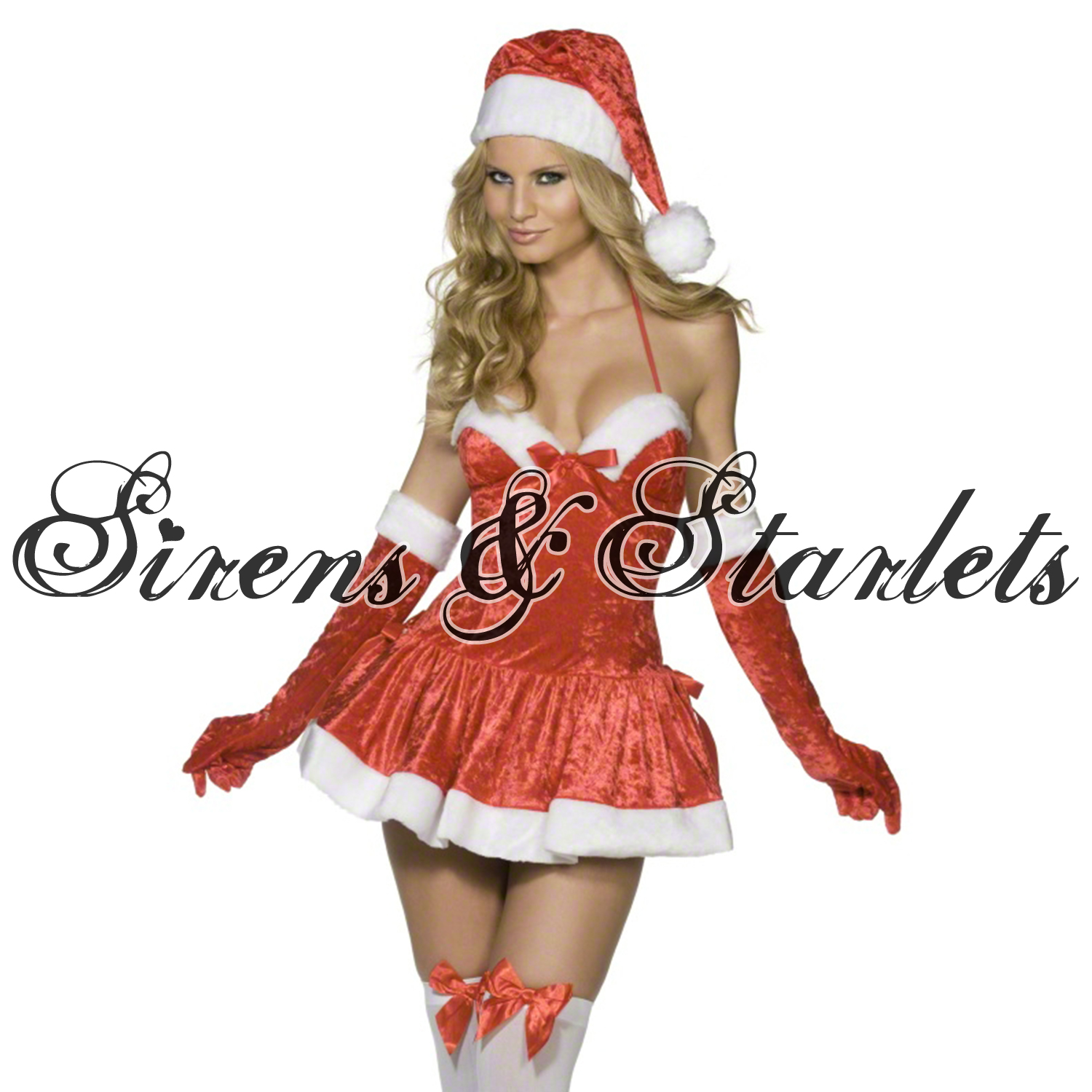 Christmas dress costume - Image Is Loading Ladies Womens New Sexy Christmas Naughty Miss Santa