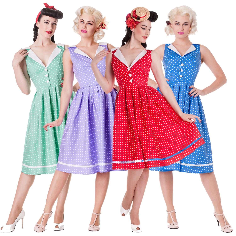 50s Rockabilly Prom Dresses