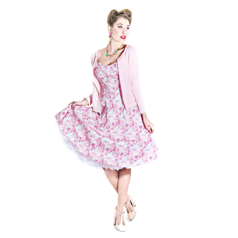 Pink Flamingo Dress