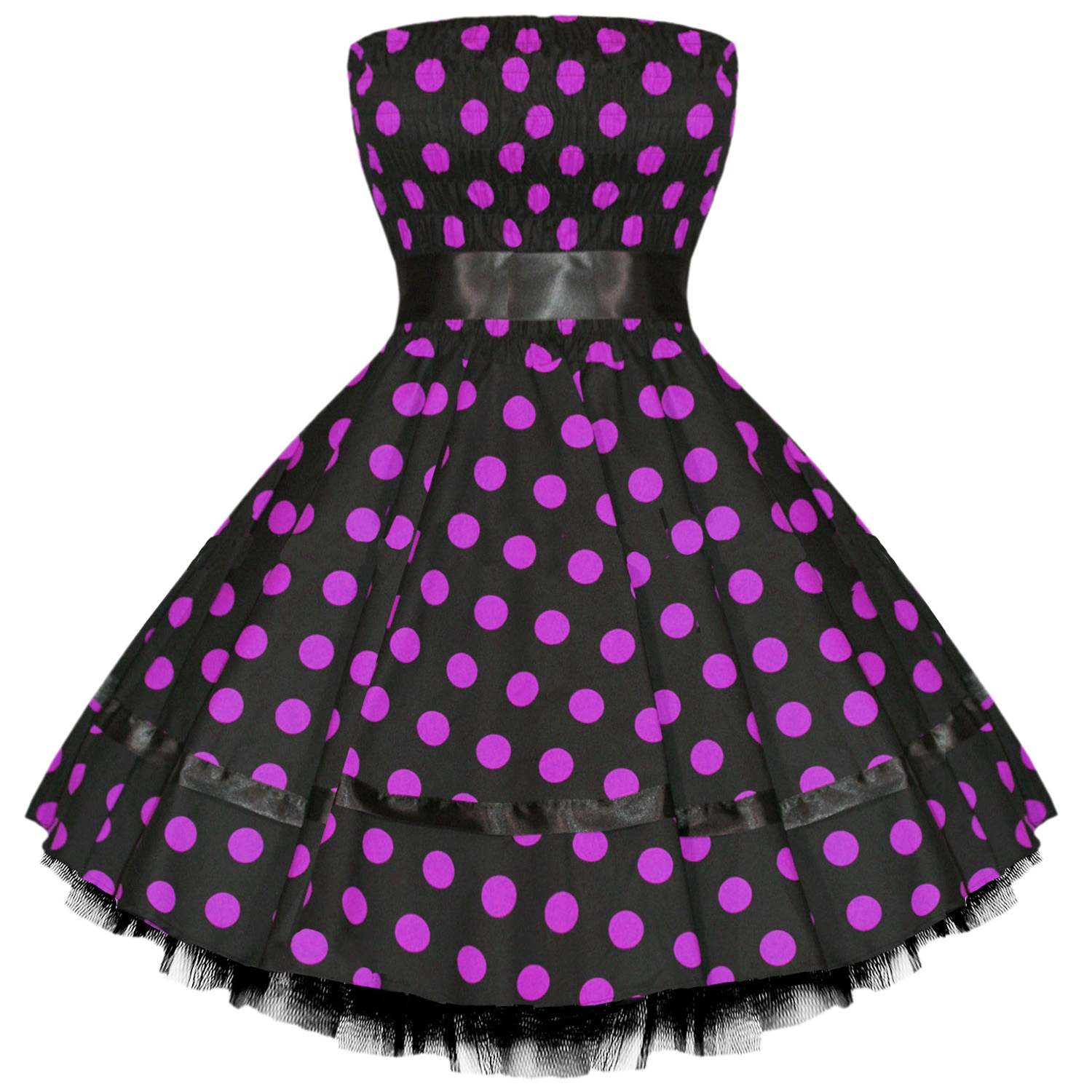 Hearts-and-Roses-London-New-Polka-Dot-Vintage-50s-Retro-Swing-Party-Prom-Dress