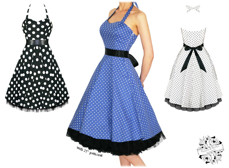 Prom Dress Rockabilly