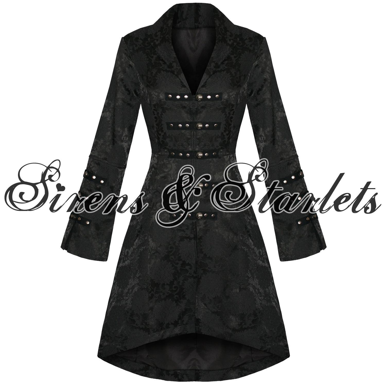 Steampunk jackets for women