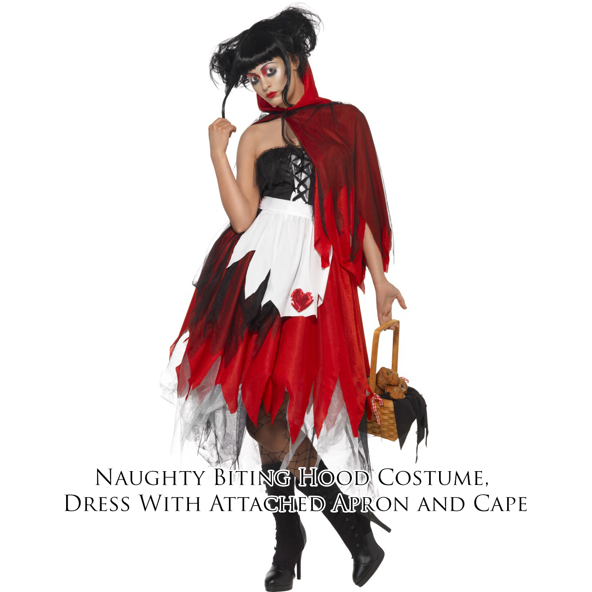 Femmes Halloween Déguisement Sexy dhorreur girl costume