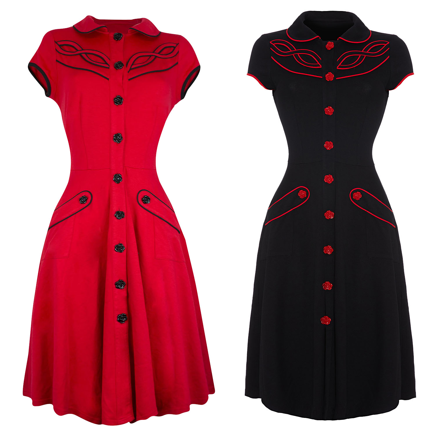 Vintage Western Dresses  Cocktail Dresses 2016