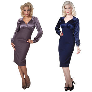 Gerry Roxby Harriet Pencil Dress