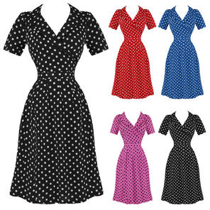 The Seamstress of Bloomsbury Peggy 1940s Dress