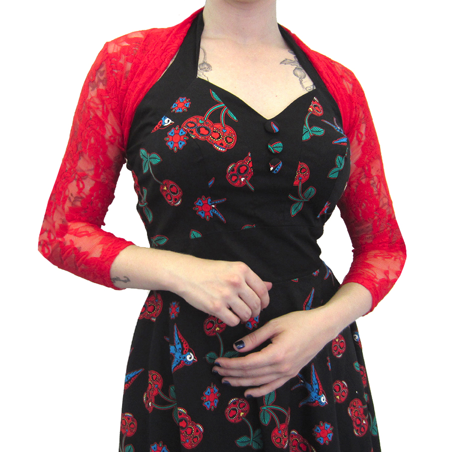 Find great deals on eBay for shrug red. Shop with confidence.
