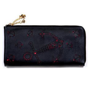 Banned Red Nautical Wallet
