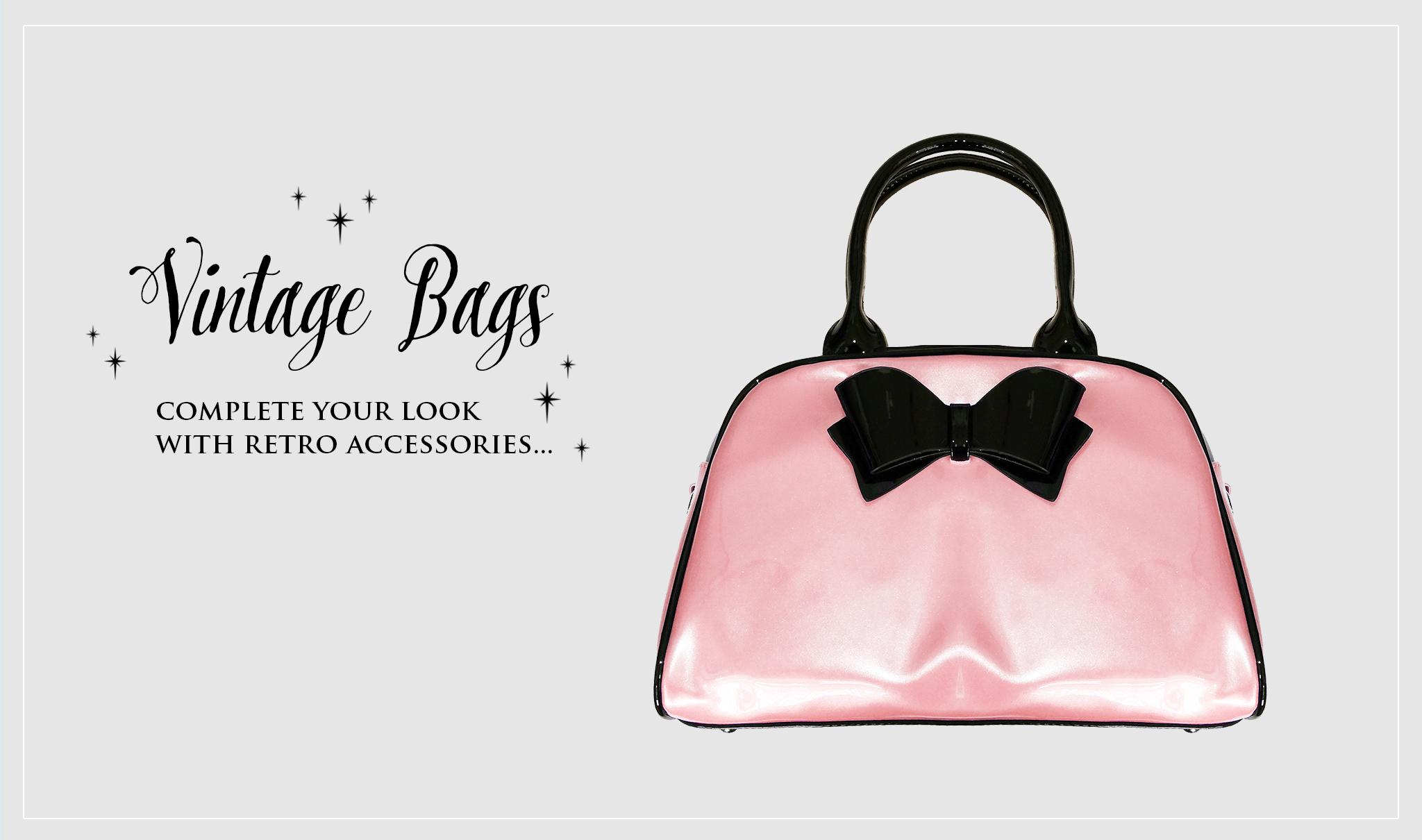 Vintage Style Handbags