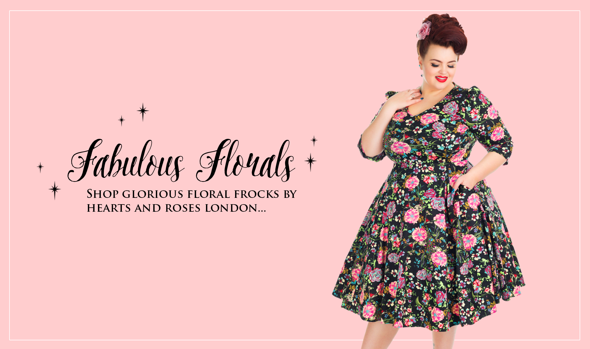 Vintage Dresses by Hearts and Roses London