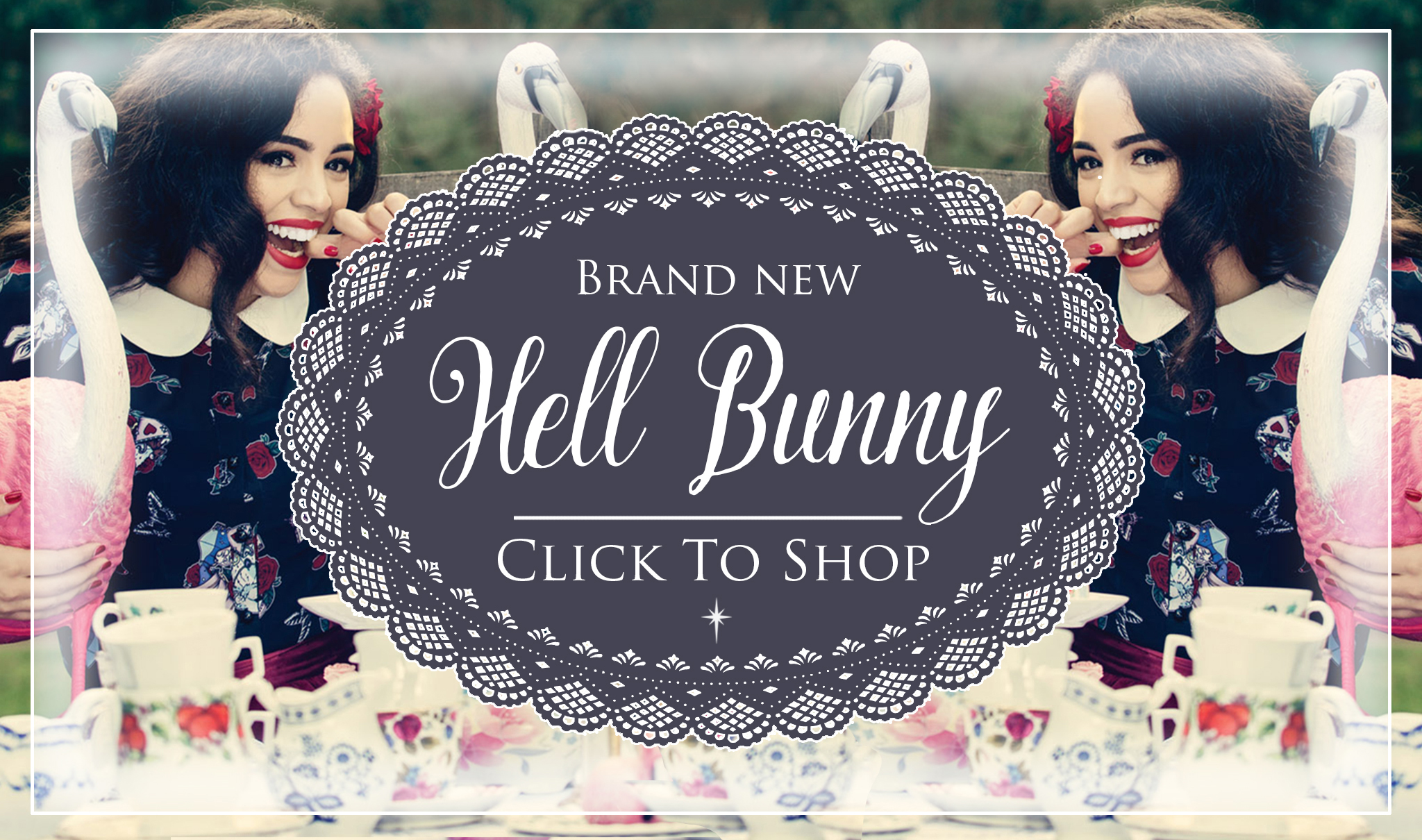 New Hell Bunny 2017 Spring Summer Clothing