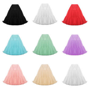"Banned 18"" Luxury Petticoat"