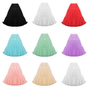 "Dancing Days 23"" Luxury Petticoat"