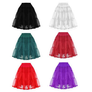 "Banned 18"" Lightweight Petticoat"