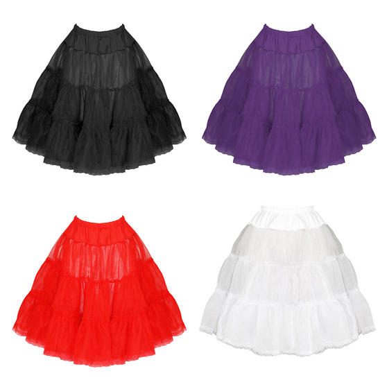 """Hearts and Roses London 24"""" Lightweight Petticoat"""