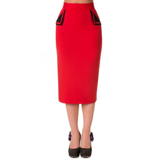 banned pencil skirt 1950s fashion starlet vintage