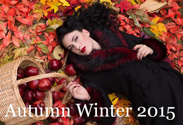 Autumn Winter Look Book Spring Summer 2015
