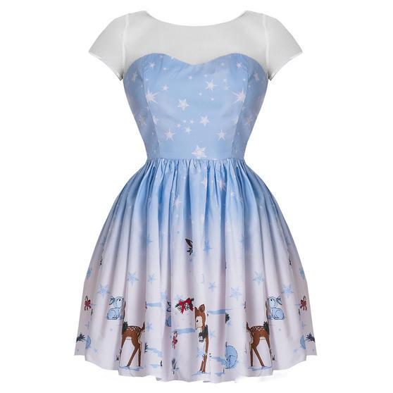 Hell Bunny Nevara Mini Dress