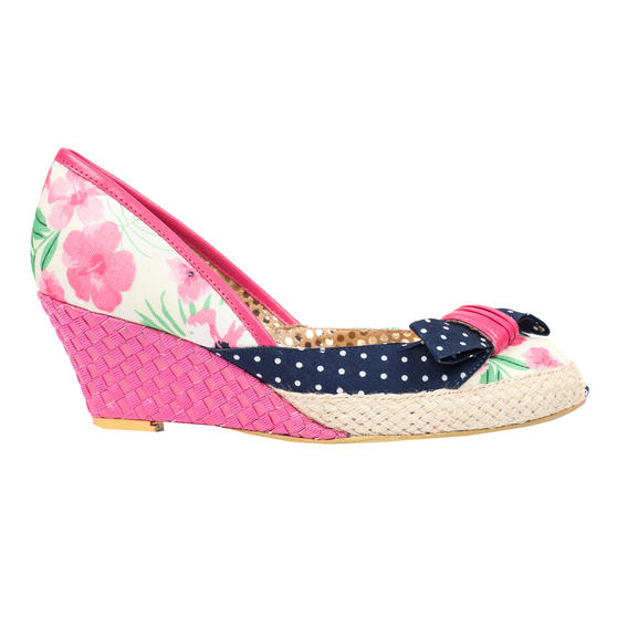 Poetic Licence Charmed Life Vintage Wedges
