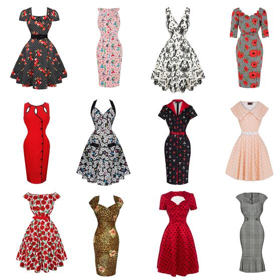 1950s Clearance Dresses