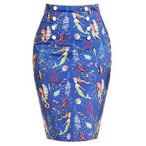 Dancing Days Made of Wonder Pencil Skirt