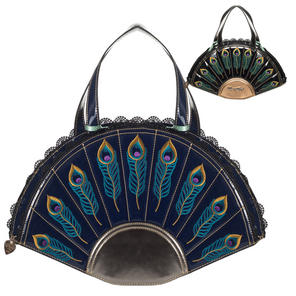 Dancing Days Savage Garden Handbag