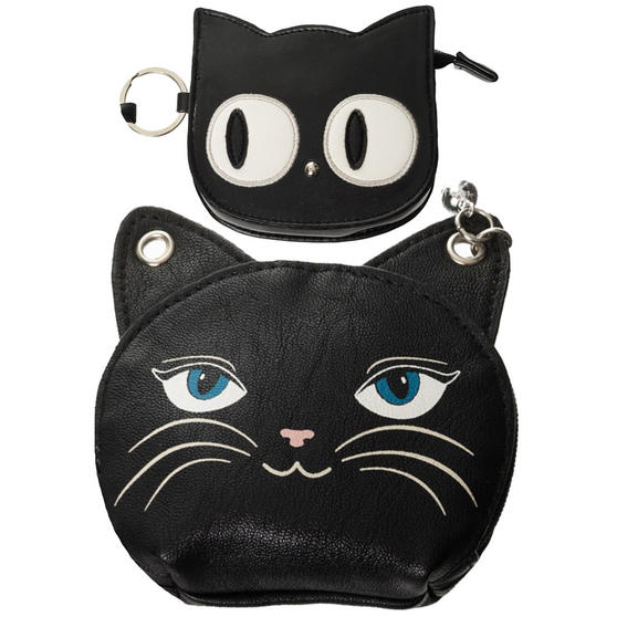 Banned Cat Face Wallet