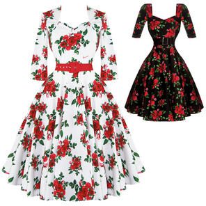 Hell Bunny Eternity 1950s Dress