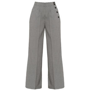 Hell Bunny Jackson Swing Trousers